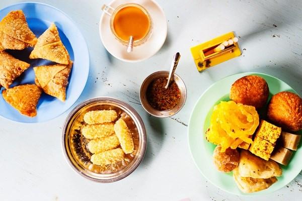 comida-en-tienda-de-té