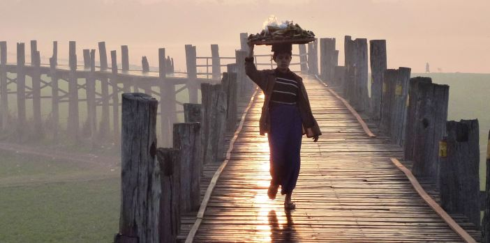 u-bein-bridge-Myanmar
